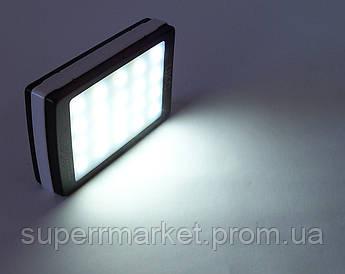 Солнечная батарея  UKC Power bank Solar 32000 mAh, UF LED фонарик + мощная LED лампа