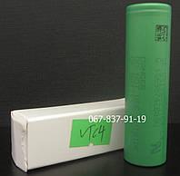Высокотоковый аккумулятор 18650 Sony VTC4 30А, 2100 мАч, батарея для мода