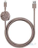 Кабель USB Native Union Night Cable Lightning (3 m) Taupe (NCABLE-KV-L-TAU)