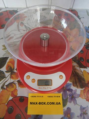 Кухонные весы B5 до 5 кг