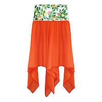 Пляжная юбка «Карибиана», мультицвет, фото 1