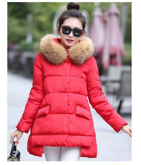 Женская куртка AL-6619