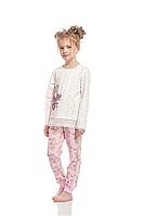 Пижама для девочки  GNP 022/001 (ELLEN). Новинка осень-зима 2018