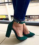 Туфли летние с ремешком (7 цветов), фото 6