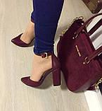 Туфли летние с ремешком (7 цветов), фото 9