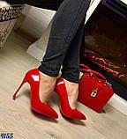 Женские туфли лодочки много цветов в наличии, фото 2