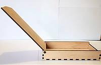 Купюрница с вертикальной откидной крышкой