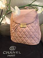 Женский рюкзак Шанель