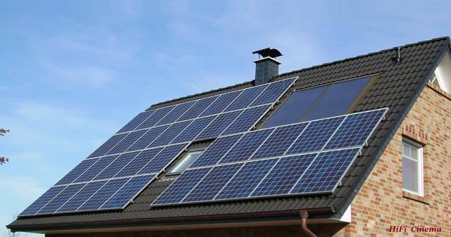 Альтернативное энергообеспечение и электроснабжение тепловыми насосами, солнечными коллекторами, фотоэлектрическими модулями, HIT от Panasonic Solar Panel,