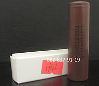 Аккумулятор LG-HG2, 20А, 3000 мАч, 18650 аккумулятор для мода