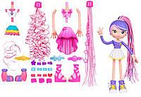 Кукла-конструктор Betty Spaghetty Everywhere HairSchool FashionБетти Спагетти Школьница59001