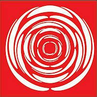 Трафарет Фокус, 18х18 см, многоразовый