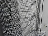 Сетка для клеток оцинкованная сварная
