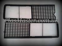Решётка радиатора ВАЗ 2106 чёрная завод