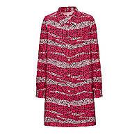Сукня з довгим рукавом для дівчинки, колір світло-рожевий, фото 1