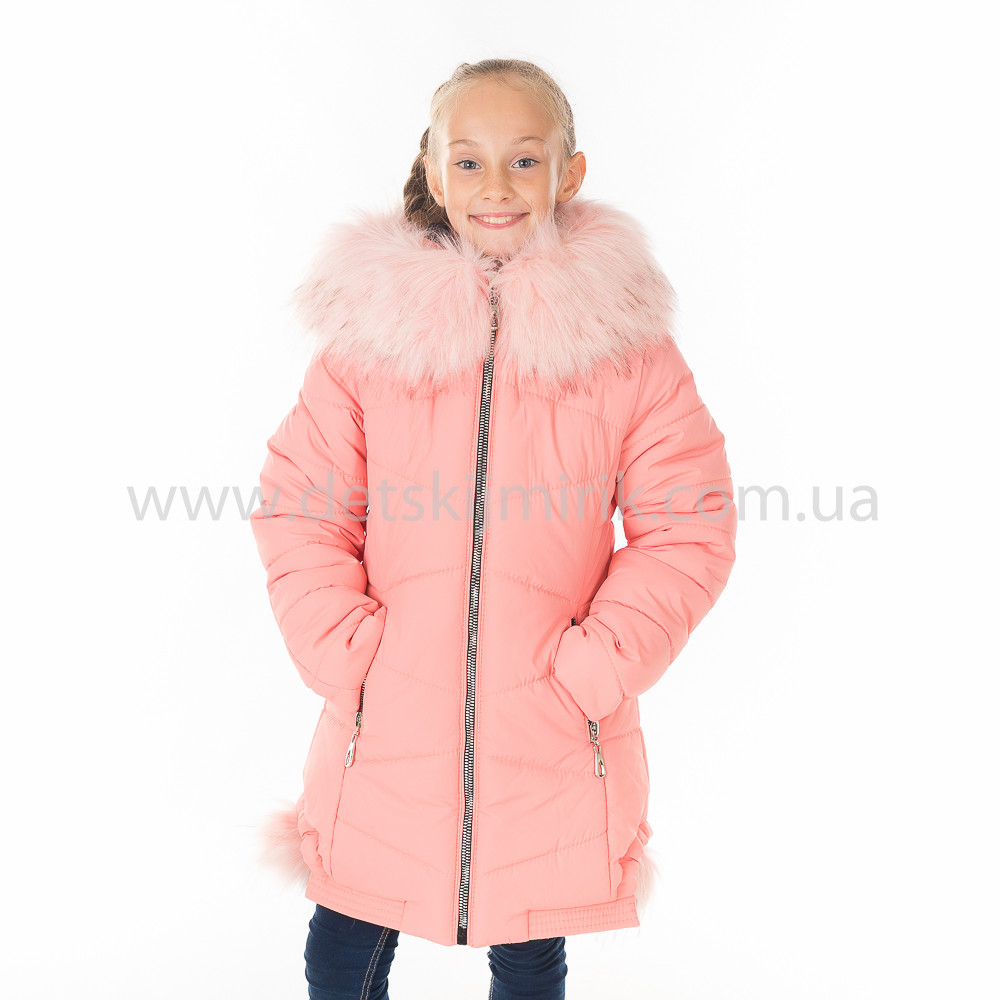 6848240b3c6 Зимняя куртка для девочки
