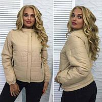 Женская Куртка демисезонная, в наличии 6 цветов, размер 42 44 46 48