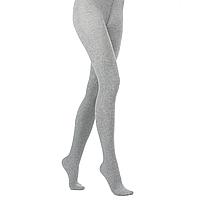 Колготки, плотность 120 den, цвет серый меланж