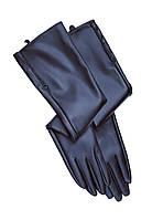 Перчатки длинные «Кутюр» синие