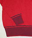 Пуловер для мальчика красный (InCity, Турция), фото 3