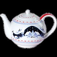 """Заварочный чайник """"Зимняя сказка"""""""
