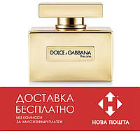 Dolce & Gabbana D&G The One Gold Limited Edition 75ml