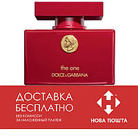 Dolce & Gabbana D&G The One Collectors Edition 2014 Red 75ml