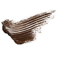 Гель для бровей, тон коричневый