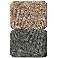 Двухцветные тени для век «Пленительный дуэт», тон «Сосновый бор», фото 1