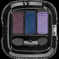 Трехцветные тени для век «Виртуозное трио», тон «Лиловая прохлада» SkyLine 5152