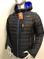 Мужская осенняя куртка Nike с отстегивающимися рукавами, жилет куртка Найк