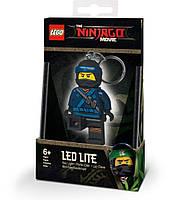 Lego Ninjago Брелок-фонарик Лего Ниндзяго Муви Джей светодиодный LGL-KE108J