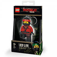 Lego Ninjago Брелок-фонарик Лего Ниндзяго Муви Кай светодиодный LGL-KE108K