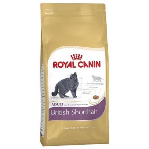 Royal Canin BRITISH SHORTHAIR ( Роял Канин  ), корм, Британской короткошерстной породы котов и кошек, 10 кг, фото 2
