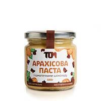 Арахисовая паста Tom (180g) Кусочками шоколада