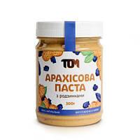 Арахисовая паста Tom (300g) Изюм