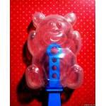 Форма для шоколада 3Д Мишка пластиковая