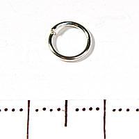 Фурнитура соединительное кольцо 30гр/уп