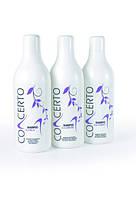 Concerto Mallow Based Shampoo-Шампунь для нормальных, тонких волос с экстрактом мальвы1000мл