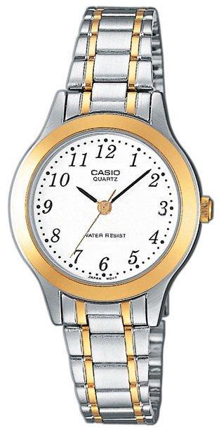 Наручные женские часы Casio LTP-1263PG-7BEF оригинал
