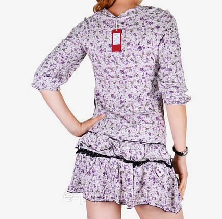 Платье с цветами (арт. WH540), фото 2