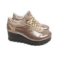 Женские туфли 7131.2 Осенние на платформе (39)
