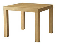 Lack столик под дуб, фото 1