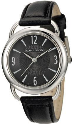 Наручные женские часы Romanson RL1220LWH BK оригинал