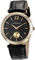 Наручные мужские часы Romanson TL3238JMGD BK оригинал