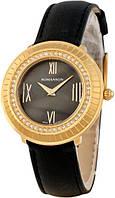 Наручные женские часы Romanson RL0385TLG BK оригинал