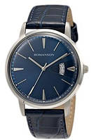 Наручные мужские часы Romanson TL4201MWH BU оригинал