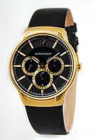 Наручные мужские часы Romanson TL4209FMG BK оригинал