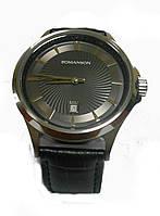 Наручные мужские часы Romanson TL4222MWH BK оригинал
