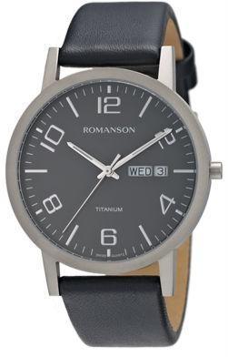 Наручные мужские часы Romanson TL4257MWH GR оригинал
